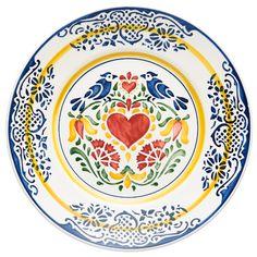 Prato de jantar • Ø24,5x4cm • Dinner plate