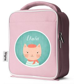 Personalised Lunch Bags ~ tinyme