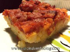 Riso corco o frascarelli maceratesi #ricetteregionali #cucinatipica #food #recipes