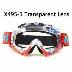 New Motocross Goggles Glasses Oculos Cycling MX Off Road Helmet Ski Sport  Gafas For Motorcycle Dirt a383f8218f