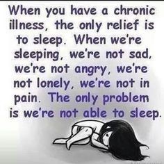 Thats the truth and nothin but the truth about living with a chronic illness | chronic pain quote