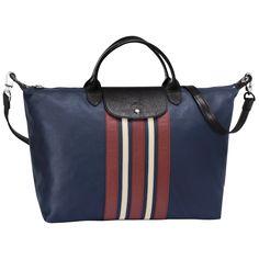 Handbags L, Handbags, Navy blue (Ref.:1630854)