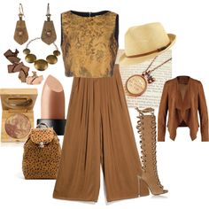 Creative/Natural-Soft Autumns by prettyyourworld on Polyvore