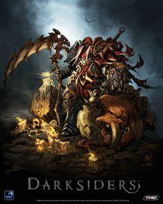 Darksiders by Joe Madureira