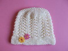 Meadow Sweet Baby Hat