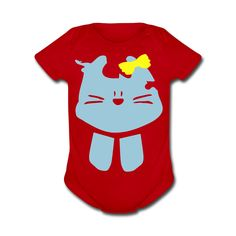 kitty Baby Short Sleeve One Piece