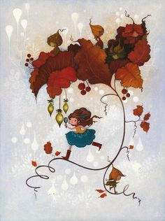 "LUV! ""The Clue in the Leaves"" by Lorena Alvarez Gómez"