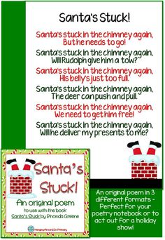 Christmas Reading and Writing Activities Elf in Fest for 1st or