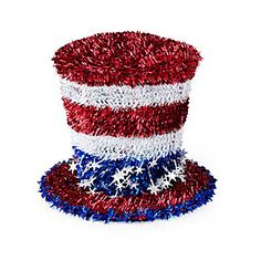 Patriotic Table Top Hat from Big Lots