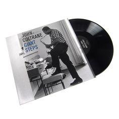 John Coltrane: Giant Steps (180g, Leloir Collection) Vinyl LP