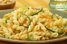Gemelli With Vegetables And Parmesan | Oldways