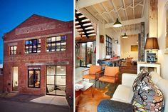 Melbourne Built Abbotsford Warehouse Apartments