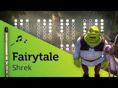 Fairytale (Shrek) on Tin Whistle D + tabs tutorial Piano Music, Sheet Music, Tin Whistle, Fun Songs, Shrek, Music Is Life, Fairytale, Irish, Homeschool