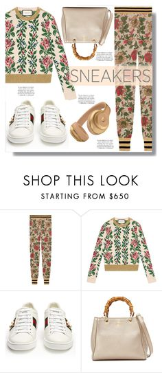 """""""Sneaker"""" by drigomes ❤ liked on Polyvore featuring Gucci and Franke"""