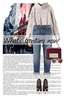 """""""What's trending now"""" by sabinakopic ❤ liked on Polyvore featuring Alexander Wang, Marc Jacobs, Christian Dior, Alice + Olivia, lovefashion and whatstrendingnow"""