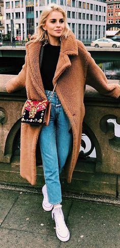 932f052975e What to Wear When It s Cold Outside  30 Fancy Outfit Ideas