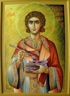 Archangels, Sculptures, Illustration, Painting, Orthodox Christian Icons, Art, Christian Art, Byzantine