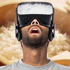 #RICE #SIMULATOR #VR #VIRTUALREALITY #VIRTUAL #REALITY #LOL #OCULUSRIFT #PSVR by lockace - Shop VR at VirtualRealityDen.com
