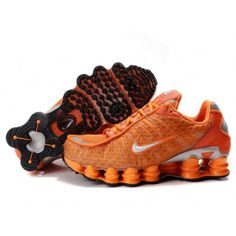 new product ced67 3b90d Find Women s Nike Shox TL Shoes Orange Silver Top Deals online or in  Pumacreeper. Shop Top Brands and the latest styles Women s Nike Shox TL  Shoes ...