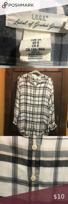Basic Editions Green Blue Checkered Plaid 2 PC Set Shirt T-Shirt Men/'s 2XL NWT
