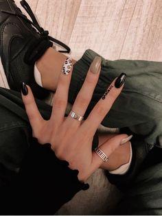 Cheetah print nails 🐆 - n a i l s Rounded Acrylic Nails, Acrylic Nails Coffin Short, Simple Acrylic Nails, Fall Acrylic Nails, Coffin Nails, Pastel Nails, Fall Gel Nails, Halloween Acrylic Nails, Glitter Nails