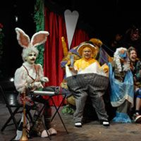 Alice in Wonderland Stage Play | Alice In Wonderland - Merle Reskin Theatre - Chicago