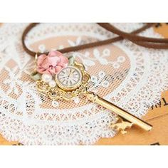 Key Necklace from #YesStyle <3 Sechuna YesStyle.com