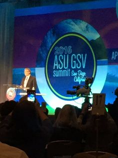 """Where education & workforce is headed from @BillGates """"more jobs will need postsecondary certificates"""" #asugsvsummit - Twitter Search"""