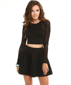 Dark Night Crop Top shoplately.com $28.00