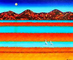 petercoadart.com.au Australian Artists, Landscape Paintings, Landscapes, Naive, Outdoor Decor, Photography, Inspiration, Autumn, Google Search