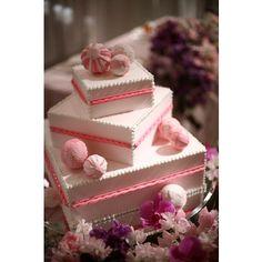 Japanese wedding cake