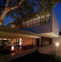"""House 6"" by brazilian architectural practice studio mk27"
