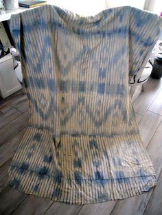 49b4ffff68 Ikat french antique fabric linen textile18th-century