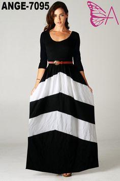 Maxi Dress (ANGE-7095)