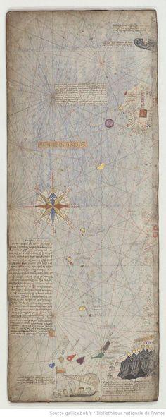Atlas catalan exécuté vers 1375 VILADESTES, Meciá 1301-1400