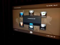 You get a message if your door is ajar from the #Control4 system at the Mandarin Oriental, Las Vegas. http://www.control4.com/hospitality/get-inspired/gallery/mandarin