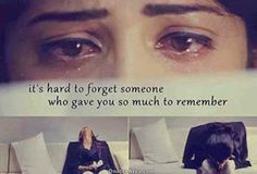 It's hard to forget someone who gave you so much to remember. Situation Quotes, Reality Quotes, Attitude Quotes, Lonely Quotes, Sad Quotes, Movie Quotes, Qoutes, Tamil Love Quotes, Cute Love Quotes