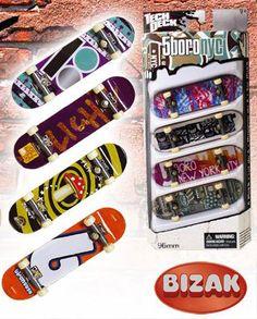 Tech Deck Board Shop Baker touche Skateboard