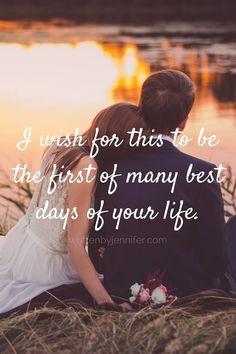 On My Friend's Wedding Day: My Best Man Speech | WrittenByJennifer