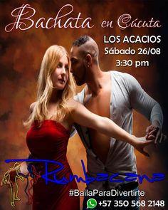 Una hora para empezar... Aprende a Bailar #Bachata en #Cucuta #Colombia HOY sábado 26/08 Información al #WhatsApp 57 350 568 2148 #Rumbacana #BailaParaDivertirte #clases #baile #bailar #dance #dancing #bailador #bailarin #dancer  #taller #workshop #academia #teacher #instructor #facebook #twitter #instagram #internet #www