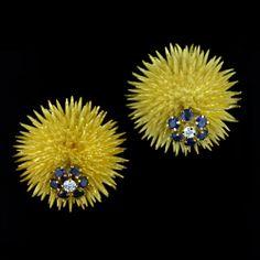 Tiffany sea urchins