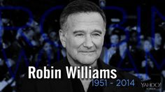 OMG!!  Robin Williams Dead of Apparent Suicide at 63