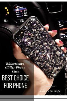 Stylish and beautiful phone cases. Each mobile cover is designed to protect your smartphone while allowing access to all its inputs and outputs. Glitter Phone Cases, Cute Phone Cases, Mobile Covers, Galaxy Note 9, Memorable Gifts, Phone Accessories, How To Memorize Things, Smartphone, Stylish