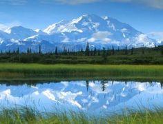 Mount McKinley, Denali, Alaska