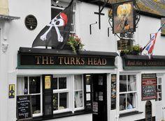 CORNWALL'S OLDEST PUB: The Turk's Head in Penzance is the oldest pub in Cornwall (13th century) ✫ღ⊰n