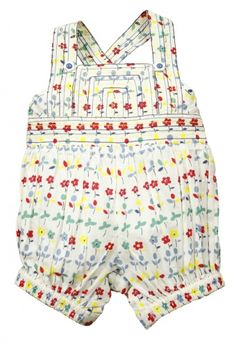Stella McCartney Bella Floral Baby Romper