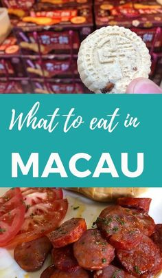 Where to eat in Macau - Historic Centre. It is a hearty portion size so consider sharing if you want to save tummy space for other food stops in the area. #macaufood #food #asia #macau