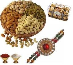 Send Rakhi gifts and flower arrangements to Chennai, Here at Chennaiflorist.co.in you can explore Raksha Bandhan special hampers including flowers, chocolates, sweets, cakes, toys and lots more. Contact us: +91-8288024442