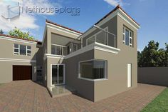 6 Bedroom house plan in South Africa. Find 6 bedroom house plans, luxury 6 bedroom 2 storey house plans with photos, 6 bedroom house plans and PDF. Tuscan House Plans, Simple House Plans, Best House Plans, House Floor Plans, 6 Bedroom House Plans, Double Storey House Plans, House Plans South Africa, House Plans With Photos, Story House