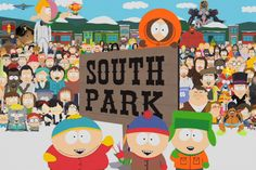 SOUTH PARK ES RENOVADA HASTA 2019- Series- http://befamouss.forumfree.it/?t=71064228